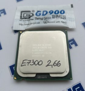 Процессор Intel core2 E7300