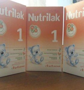 Смесь Nutrilak1 c 0-6 месяцев