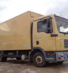 Грузовик фургон MAN TGL 7.150