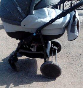 коляска детская 2в1