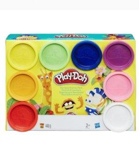 Пластелин play doh
