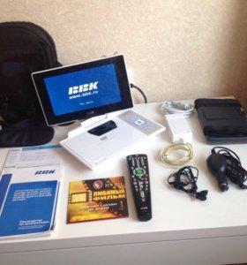 Портативный DVD-плеер BBK DL387 SI