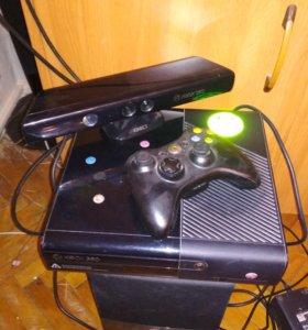 Xbox 360 и 17 игр!!!