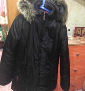 Зимние куртки, пуховики