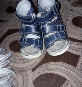 ортопедические сандалии(срочно)
