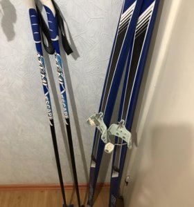 ‼️Беговые лыжи 180см‼️