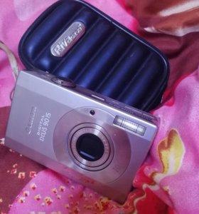 Фотоаппарат canon digital ixus 90 is