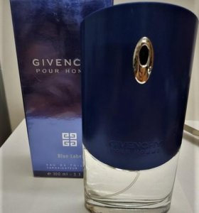 Givenchy Pour Homme Blue Labe
