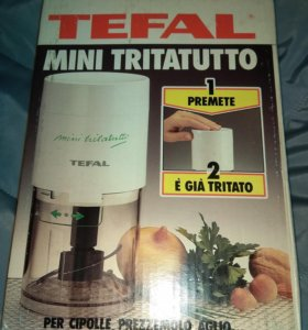 Tefal made  in France блендер