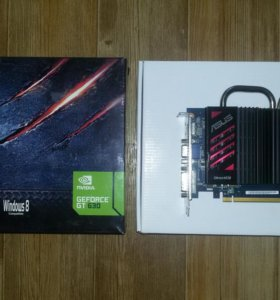 ASUS GeForce GT 630 700Mhz PCI-E 2.0 2048Mb 1600Mh