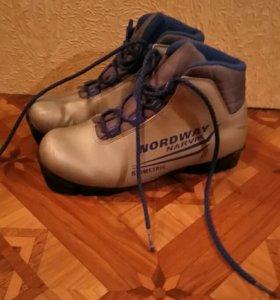 Ботинки для беговых лыж Nordway,35 р.