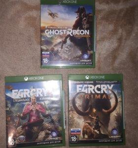 Игры для Xbox One.