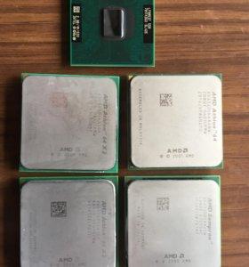 Процессоры бу