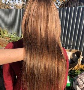 Наращивание и коррекция волос