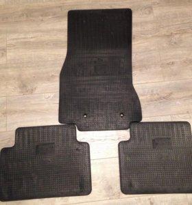 Резиновые коврики для Ягуар XF