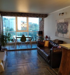 Квартира, 2 комнаты, 47 м²