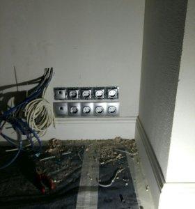 Электромонтаж любой сложности