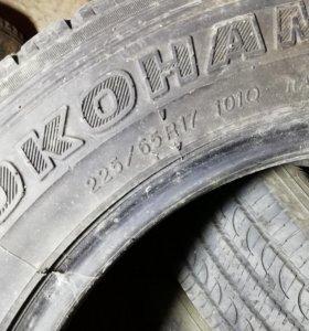 Зимняя шина r17