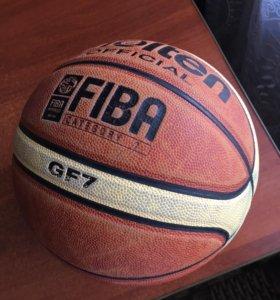 Баскетбольный мяч Molten GF7