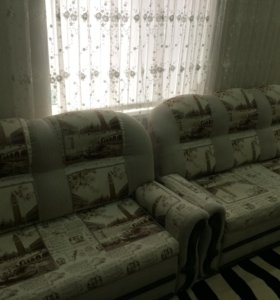 Комплект мебели ( 2 дивана , 2 кресла )