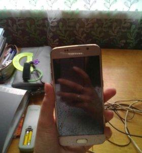Продам телефон самсунг гелакси 6с на запчасти!!