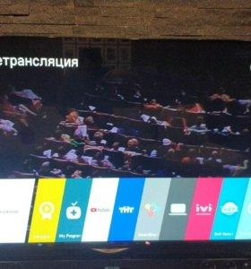Телевизор LG55UB850V