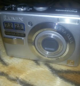 Фотоаппарат Panasonic Lumix dmc-ls75