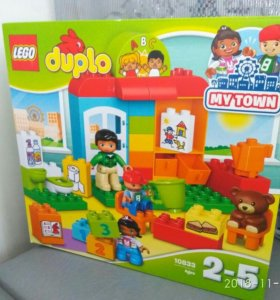 Новый Lego Duplo