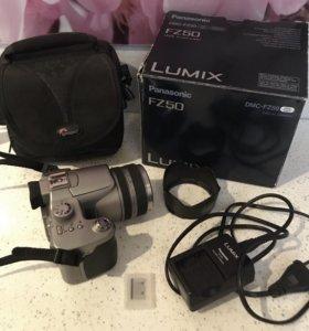 Фотоаппарат Panasonic Lumix FZ50
