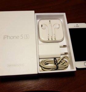 iPhone 5s 32gb официально восстановленный