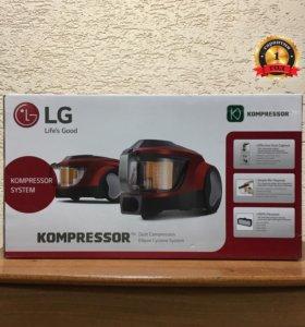 Пылесос LG Kompressor MK VC53201NHTO