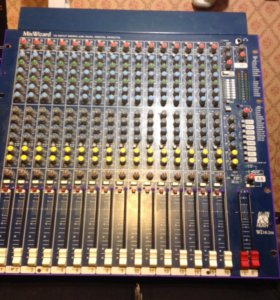 Allen Heath WZ 16-2 DX