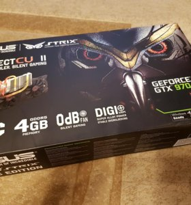 Asus strix GTX 970 4GB