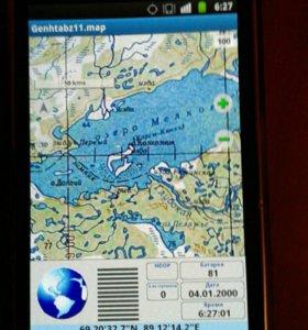Навигатор из смартфона