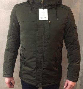 Куртка мужская зима ❄️ ❄️ ❄️