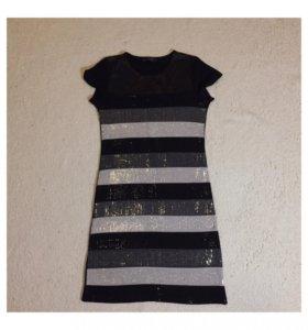 Платье для девочки 11-12 лет