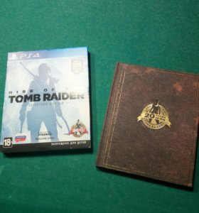 Игра для Ps4 Rise of the Tomb Raider