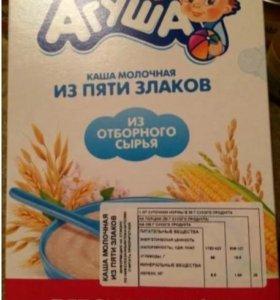 Каша молочная ф.Агуша