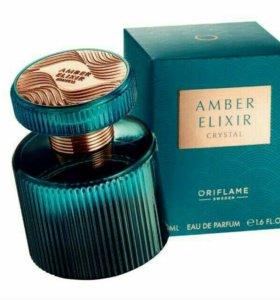 """Парфюмерная вода """"Amber Elixir Crystal"""", 50 мл"""