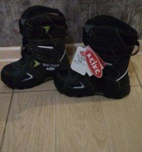 Ботинки Reike.
