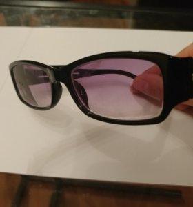 Очки -4, солнцезащитные