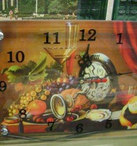 Часы настенные «СЮЖЕТ» .стекло