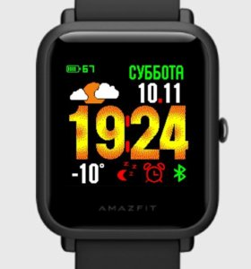 Смарт часы Xiaomi Amazfit Bip,гарантия.