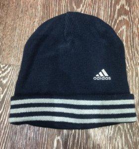 Новая шапка ADIDAS оригинал