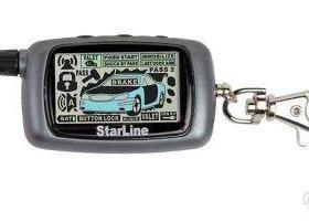 ЖК брелок StarLine А-9, А-8, А-6