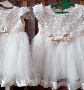 Платье для девочки 1-2года.