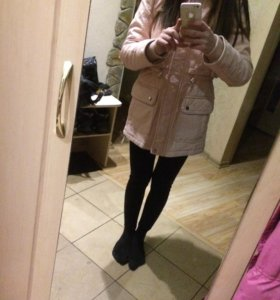 куртка-парка зимняя