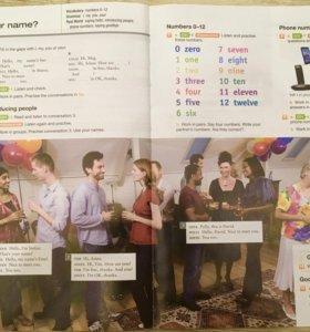 Кембриджский учебник по английскому языку б/у