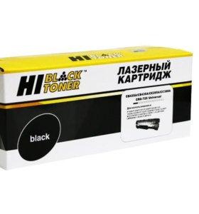 Картридж Hi-Black (HB-CB435A/CB436A/CE285A)