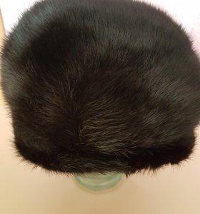 Шапка мужская норковая шапка